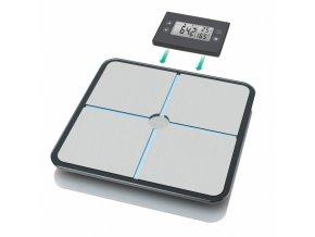 MEDISANA BS 460 Digitální osobní váha do 180kg s odnímatelným displejem