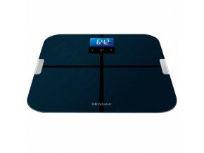 MEDISANA BS 440 CONNECT - Analytická digitální váha do 180kg s Bluetooth - černá