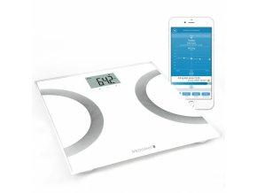 MEDISANA BS 445 Analytická osobní digitální váha do 180kg s Bluetooth
