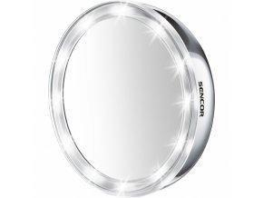 SENCOR SMM 2030SS Kosmetiské zrcátko k líčení dvoustranné - podsvětlené