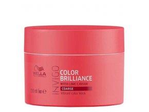 WELLA Invigo Color Brilliance Coarse Treatment 150ml - kúra pro silné barvené vlasy