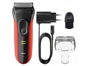 BRAUN Series 3-3030s ProSkin Wet and Dry Shaver - akumulátorový pánský holící strojek