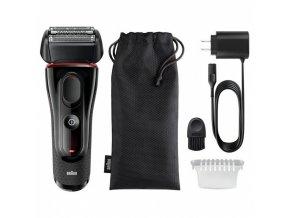 BRAUN Series 5-5030s Skin Comfort Wet and Dry - pánský holící strojek