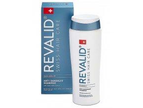REVALID Dandruff Anti-Dandruff Shampoo 250ml - šampon proti lupům