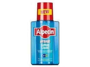 ALPECIN Hybrid Coffein Liquid 200ml - tonikum pro muže s citlivou, svědivou pokožkou hlavy