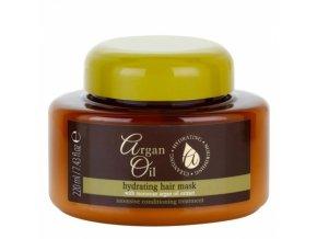 XPEL ARGAN OIL Hydrating Hair Mask 220ml - hydratační vlasová maska s arganovým olejem