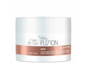 WELLA Fusion Intensive Repair Mask 150ml - maska pro velmi poškozené vlasy