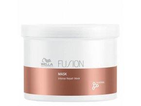 WELLA Fusion Intensive Repair Mask 500ml - maska pro velmi poškozené vlasy