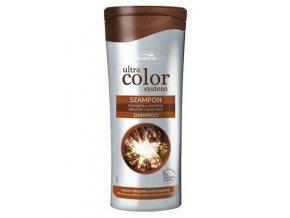 JOANNA Ultra Color Brown Shampoo 200ml - šampon pro oživení hnědých odstínů