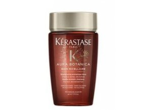 KÉRASTASE Aura Botanica Bain Micellaire 80ml - šampon pro rozzáření mdlých vlasů