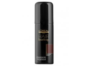 LOREAL Professionnel Hair Touch Up Mahagony Brown 75ml - sprej pro krytí šedin - mahagon