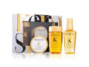 KÉRASTASE Elixir Ultime Travel Kit - cestovní sada luxusní péče na vlasy