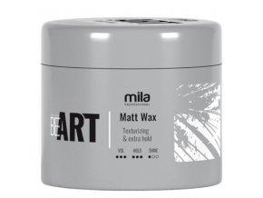 MILA Hair Cosmetics Matt Wax 100g - matný vosk na vlasy s včelím voskem
