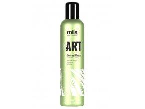MILA Hair Cosmetics Sensual Mousse 300ml - výživná a stylingová pěna s arganem