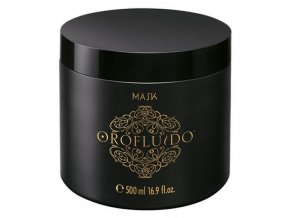 OROFLUIDO Colour Protection Mask 500ml - hydratační maska s hloubkovou regenerací