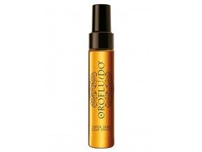 OROFLUIDO Super Shine Light Spray 55ml - ultralehký olej ve spreji pro zářivý lesk