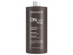 SELECTIVE ONcare Lenitive Shampoo - šampon pro citlivou pokožku hlavy 1000ml
