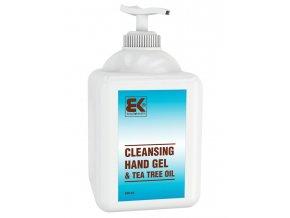 BRAZIL KERATIN Cleansing Hand Gel 500ml - dezinfekční gel na ruce s Tea Tree olejem