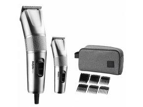 BABYLISS 7755PE Steel Edition Clipper Set - sada dvou strojků na vlasy