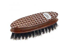 BARBURYS Jack Kartáček pro úpravu vousů a knírů - 8,5cm
