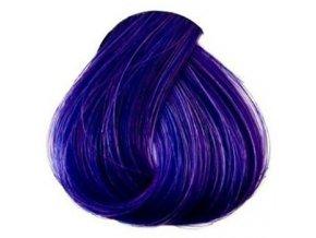 La Riché DIRECTIONS Neon Blue 88ml - polopermanentní barva na vlasy - neonová modrofialová