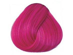 La Riché DIRECTIONS Flamingo Pink 88ml - polopermanentní barva na vlasy - plameňáková růžová