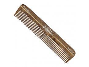 BARBURYS Rosewood Combs 03 - Hřeben z palisandrového dřeva 168mm