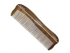 BARBURYS Rosewood Combs 01 - Hřeben z palisandrového dřeva 170mm