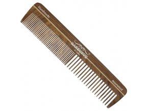BARBURYS Rosewood Combs 04 - Hřeben z palisandrového dřeva 195mm