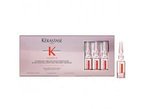 KÉRASTASE Genesis Ampoules Cure Anti-Chute Fortifiantes 10x6ml - péče proti padání vlasů