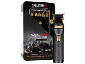 BABYLISS PRO FX7870 BKE SKELETON Profesionální konturovací strojek - černý