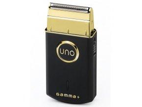 GAMMA PIÚ Gamma+ UNO Mobile Shaver - profi jednoplanžetový holicí strojek