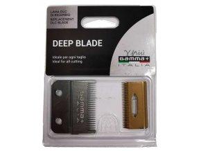 GAMMA PIÚ Deep Blade - náhradní střihací hlavice pro Gamma+ Alfa Clipper - standard