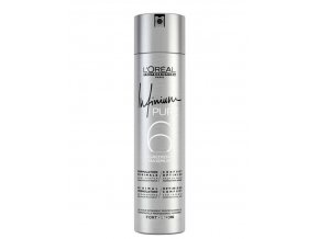 LOREAL Professionnel Infinium PURE Strong Hairspray 300ml - silný hypoalergenní lak na vlasy
