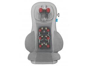 MEDISANA MCG 820  Comfort Shiatsu - masážní podložka s akupresurní masáží - šedá