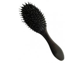 DUKO CBPT8299A Oválný kartáč na vlasy s kančími a nylonovými štětinami s kuličkou