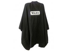 WAHL 4505-7001 Professional 135x150cm - pláštěnka na stříhání i barvení vlasů - černá