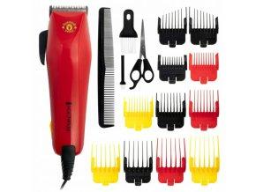 REMINGTON HC5038 ColourCut Manchester United - Střihací strojek na vlasy s příslušenstvím