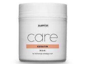 SUBRÍNA Care Keratin Mask 500ml - maska ro extrémně suché a poškozené vlasy