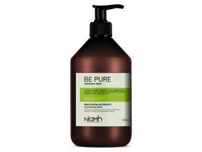 NIAMH Be Pure Nourishing Mask 500ml - maska pro jemné, slabé a vysušené vlasy