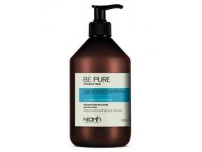 NIAMH Be Pure Gentle Mask 500ml - maska pro všechny typy vlasů a každodenní mytí