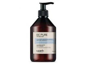 NIAMH Be Pure Detox Shampoo 500ml - detoxikační šampon na mastné a zplihlé vlasy