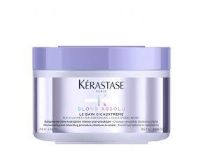 KÉRASTASE Blond Absolu Le Bain Cicaextreme 250ml - krémový šampon pro blond vlasy