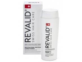 REVALID Dry Hair Revitalizing Protein Conditioner 250ml - proteinový regenerační kondicionér