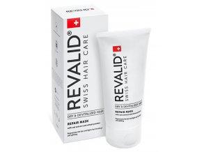 REVALID Dry Hair Repair Mask 150ml - proteinová regenerační maska na vlasy