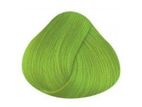 La Riché DIRECTIONS Fluorescent Green 88ml - polopermanentní barva - fluorescenčně zelená