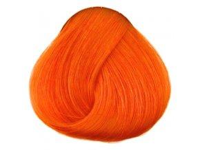 La Riché DIRECTIONS Fluorescent Orange 88ml - polopermanentní barva - fluorescenčně oranžová