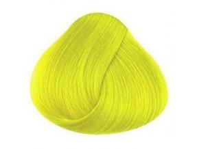 La Riché DIRECTIONS Fluorescent Yellow 88ml - polopermanentní barva - fluorescenčně žlutá