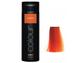 SUBRINA Direct Colour Orange 200ml - Gelová barva na vlasy - oranžová
