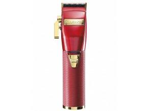 BABYLISS PRO FX8700 RE Profesionální stříhací strojek na vlasy aku-kabelový 45mm - červený